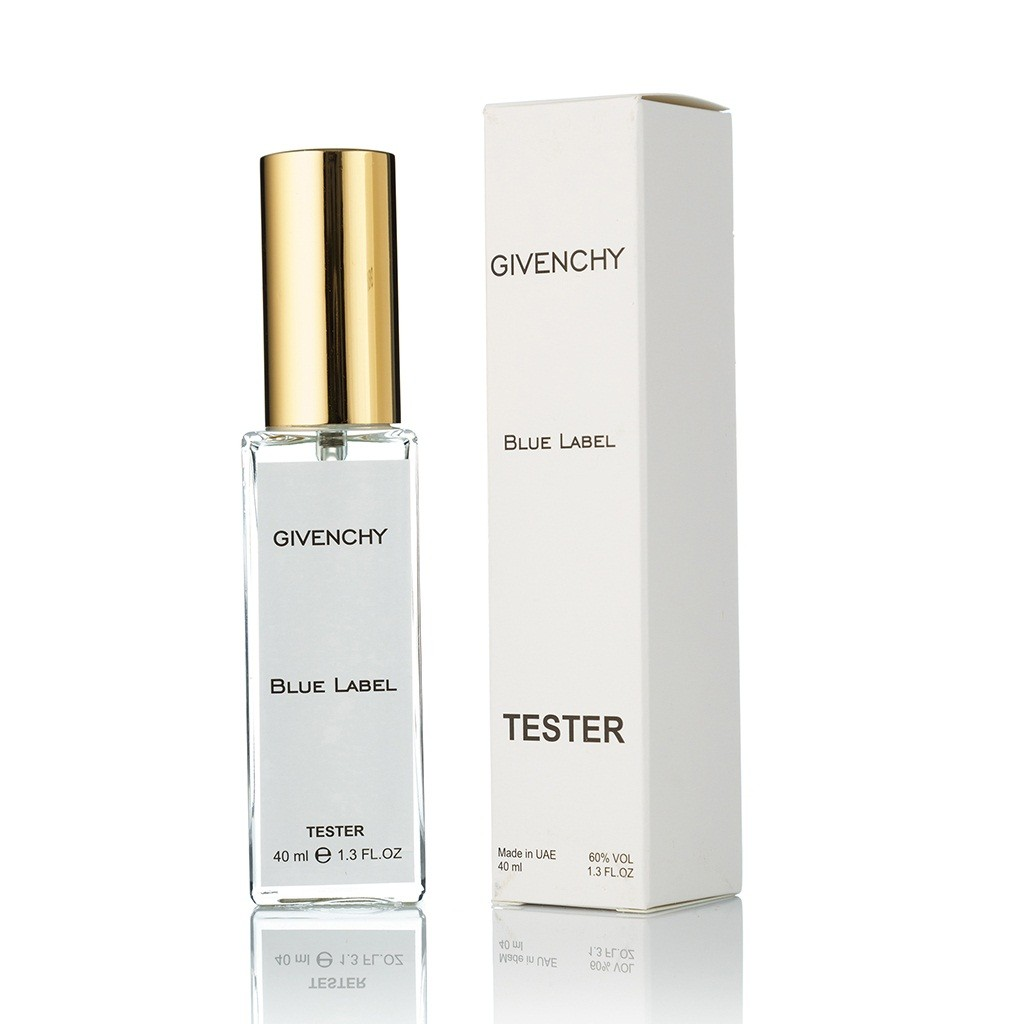 Givenchy pour Homme Blue Label edp 40ml tester mini розница