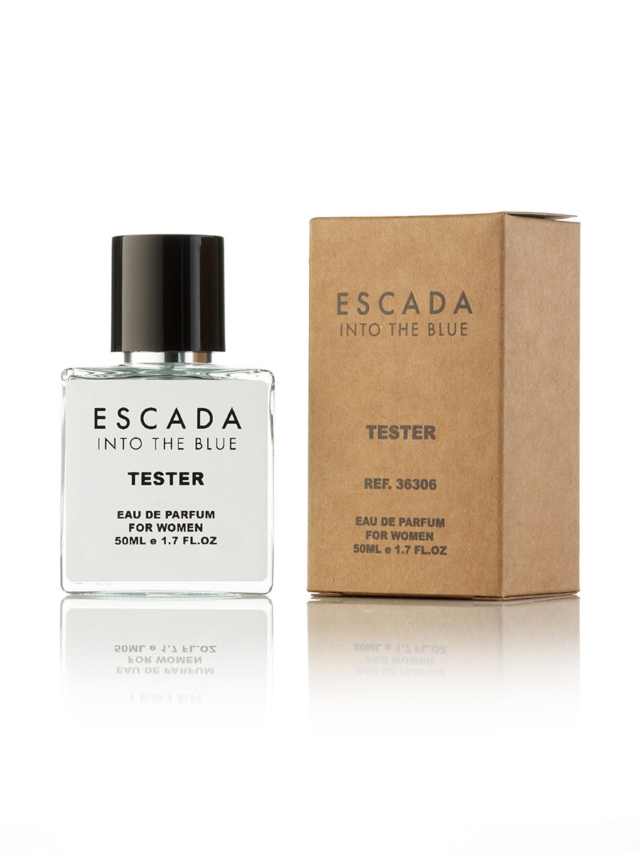 Escada Into the Blue edp 50ml premium tester