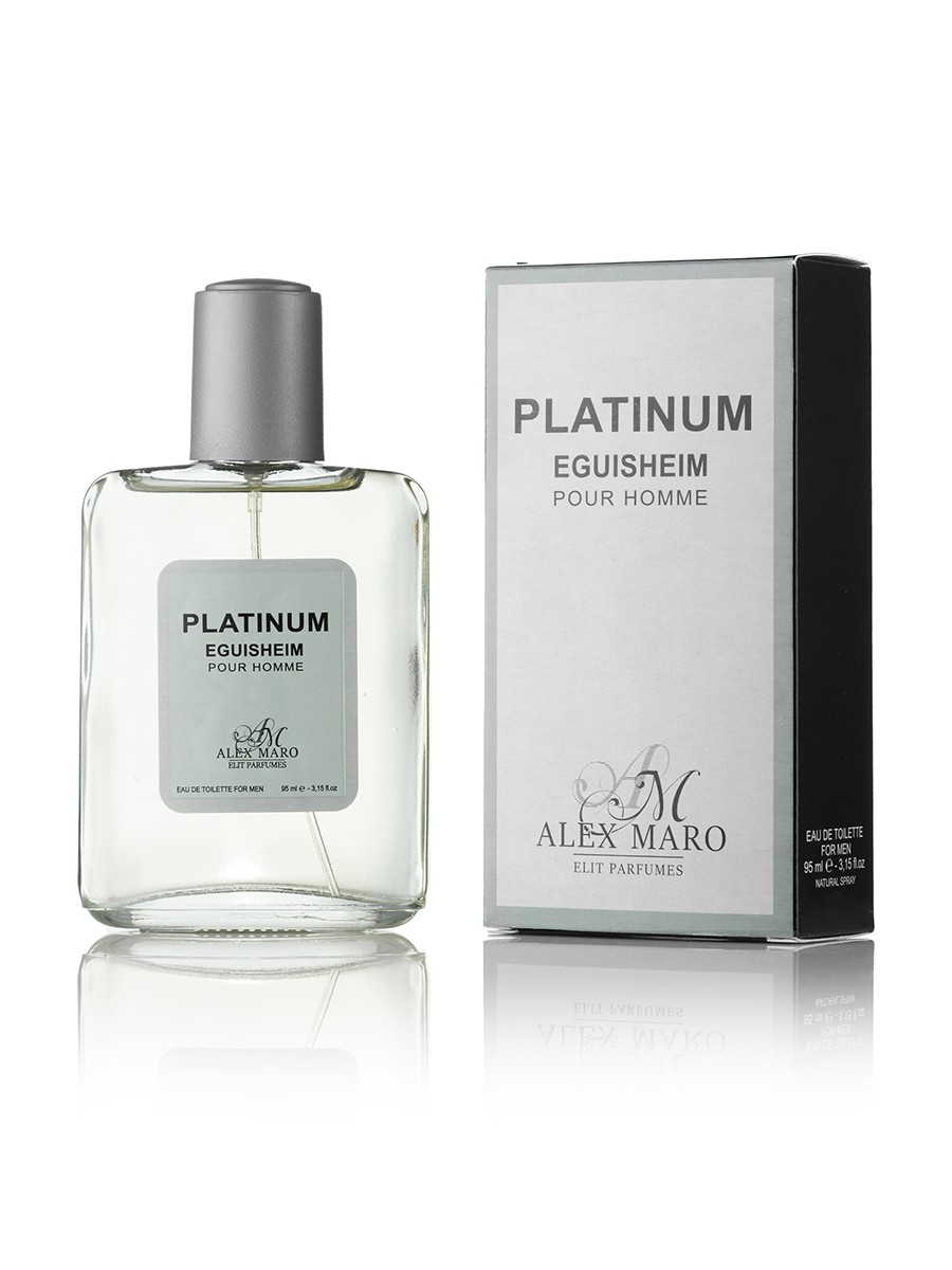 Chanel Egoiste Platinum 95ml Alex Maro men