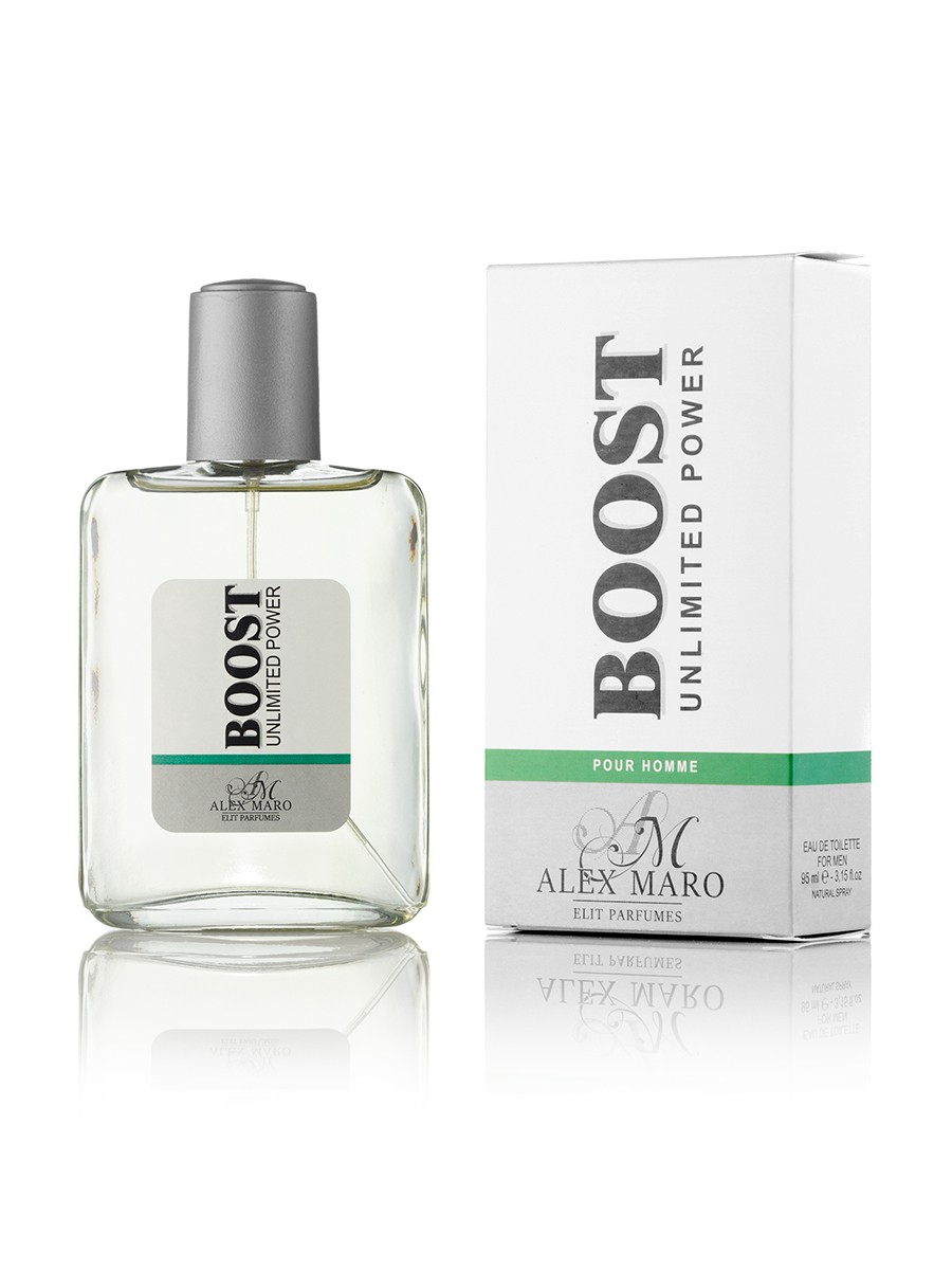 Hugo Boss Boss Bottled 95ml Alex Maro men