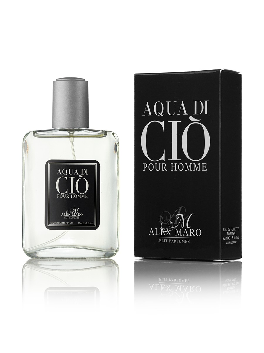 Armani Acqua di Gio Pour Homme 95ml Alex Maro men