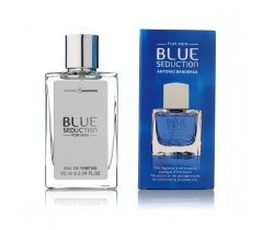парфюмерия, косметика, духи Antonio Banderas Blue Seduction for men edp 60 ml tester color box Мужские
