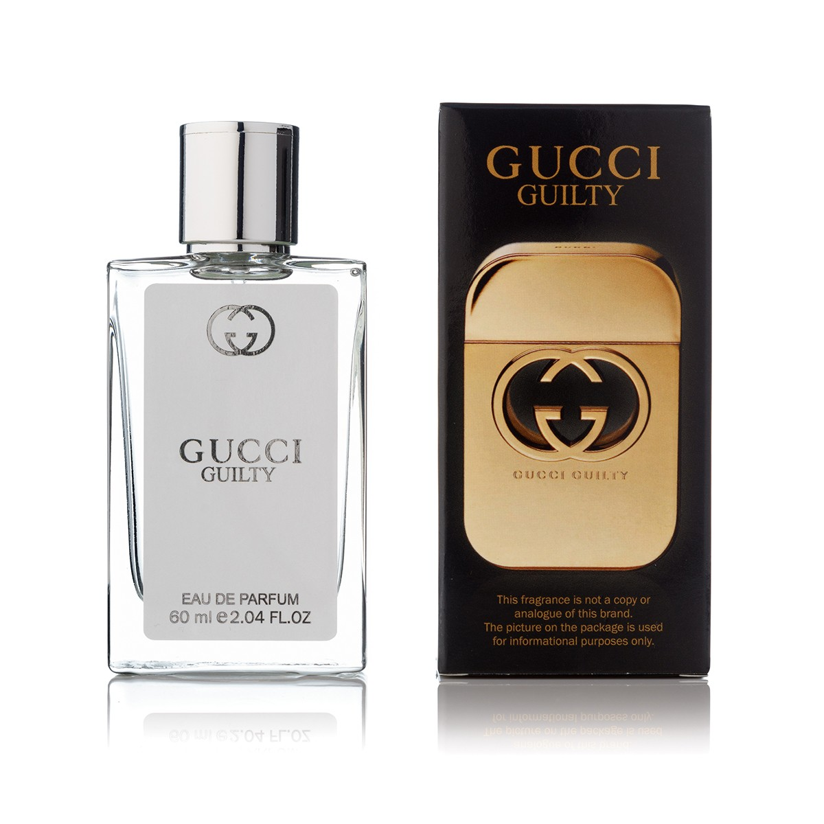 Gucci Guilty edp 60 ml tester color box