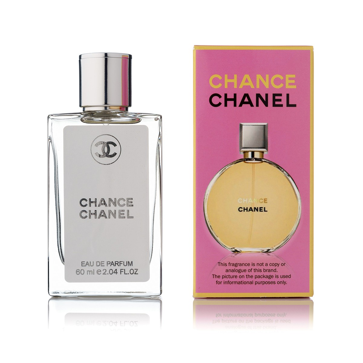 Chanel Chance edp 60 ml tester color box