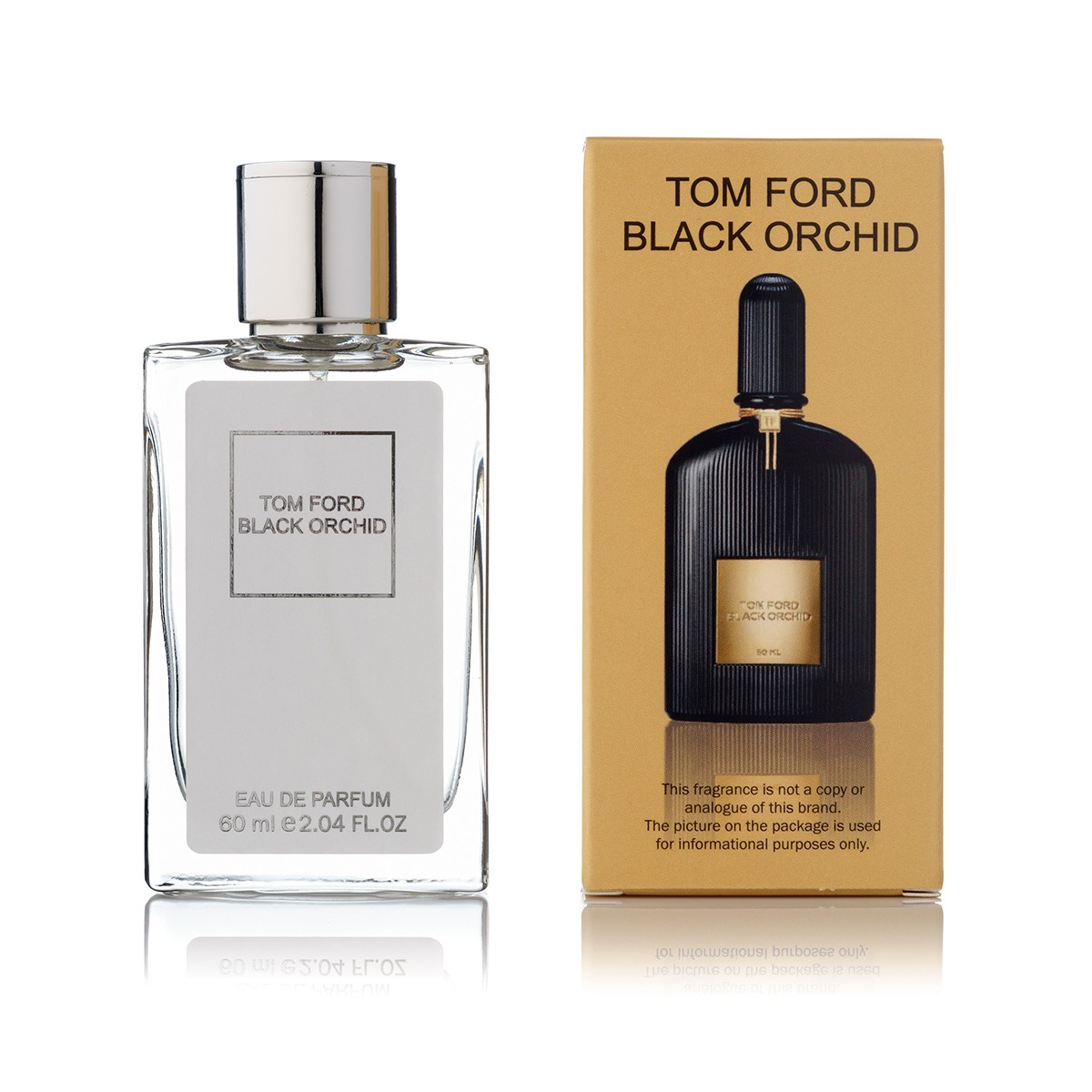 Tom Ford Black Orchid edp 60 ml tester color box
