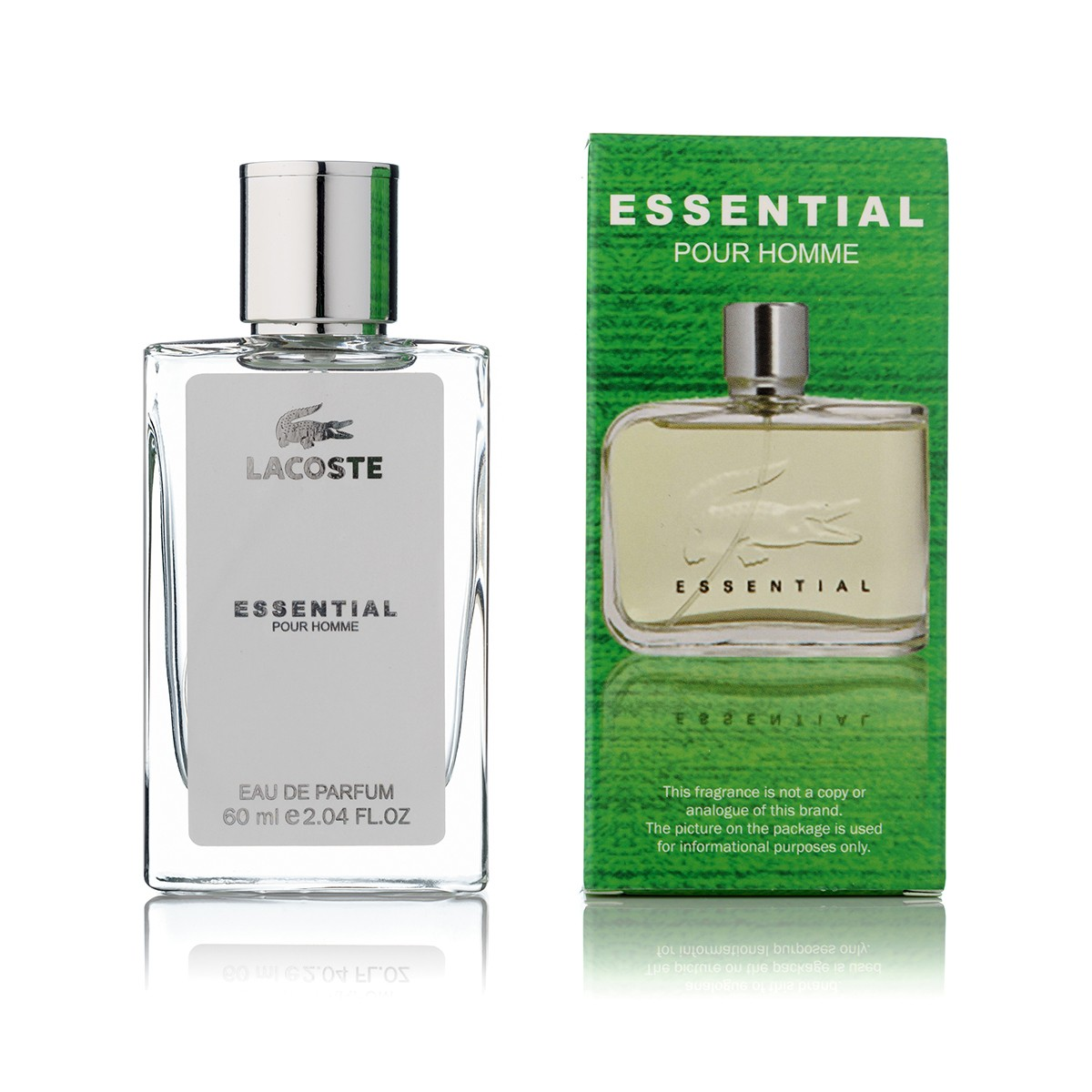 Lacoste Essential edp 60 ml tester color box