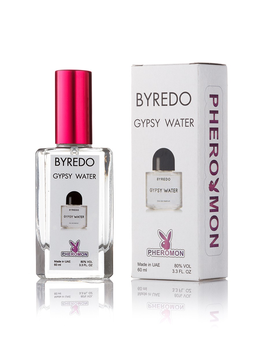 Byredo Gypsy Water edp 60ml pheromone tester розница