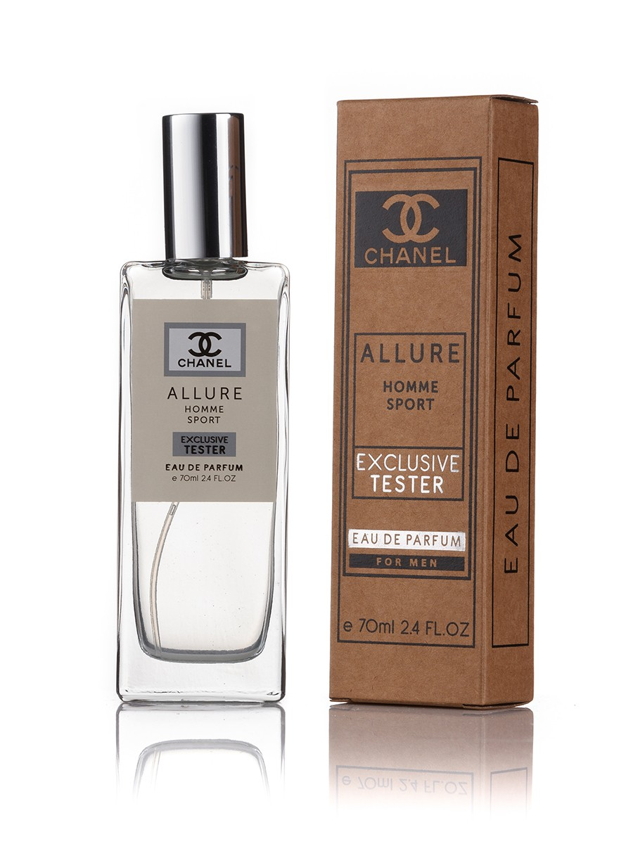 Chanel Allure Homme Sport edt 70мл (ПР-4) exclusive tester