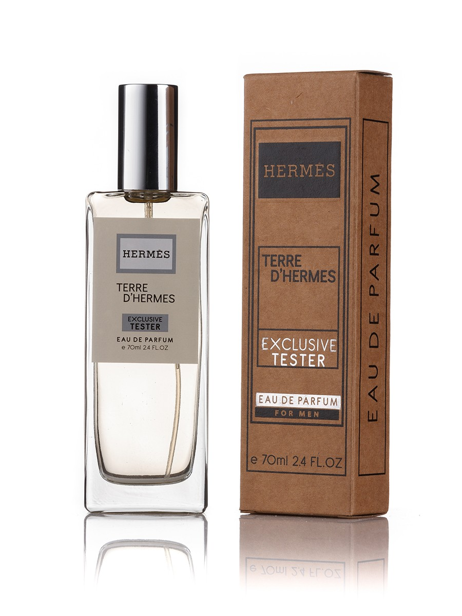 Hermes Terre dHermes 70мл (ПР-4) exclusive tester