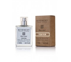 парфюмерия, косметика, духи Givenchy Blue Label Pour Homme edp 60ml brown tester Мужские