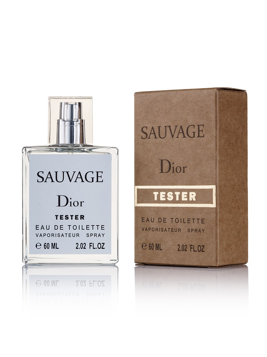 Christian Dior Sauvage edp 60ml brown tester