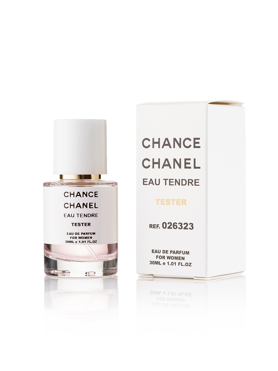 Chanel Chance Eau Tendre edp 30ml premium tester