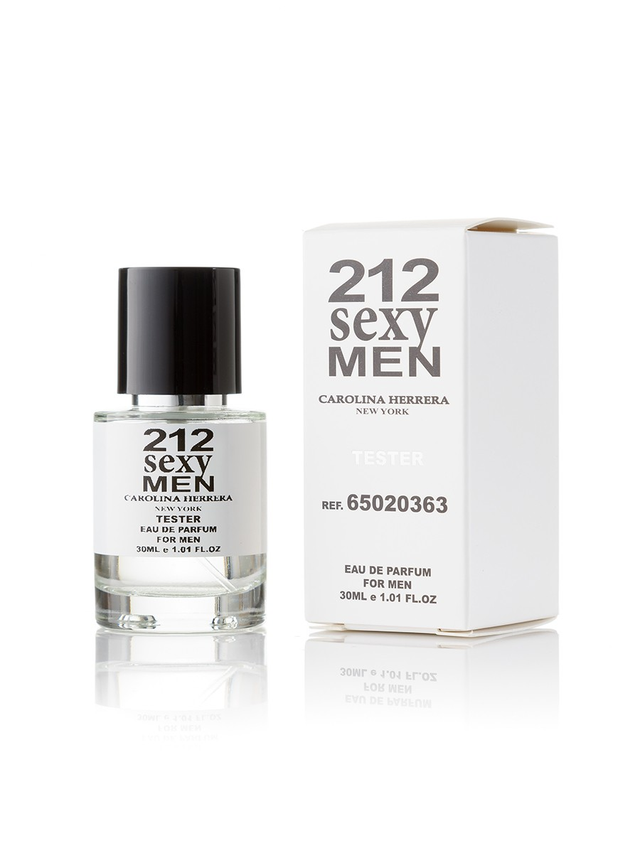 Carolina Herrera 212 Sexy Men edp 30ml premium tester