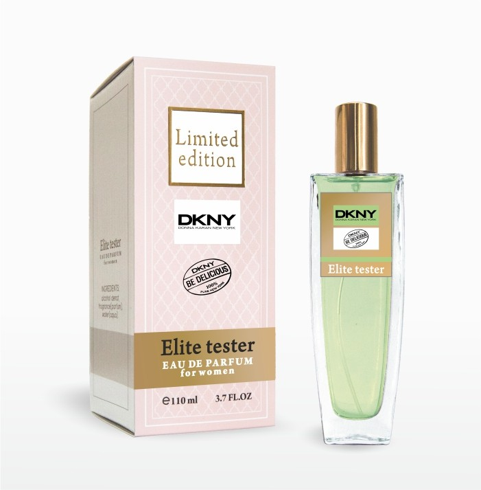 DKNY Be Delicious edp (ДКНЮ Би Деликиоус) edp 110ml Elite tester Limited edition