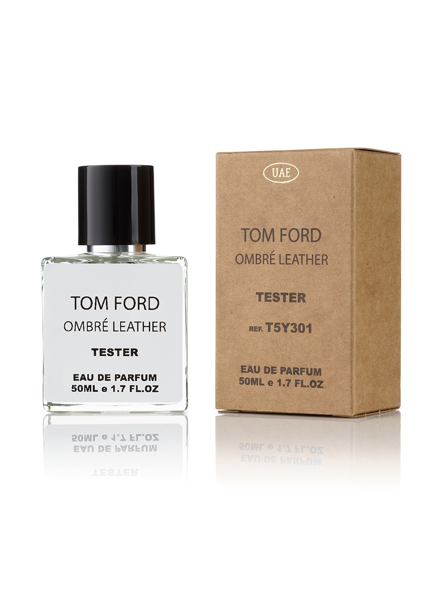 Tom Ford Ombre Leather edp 50ml premium tester