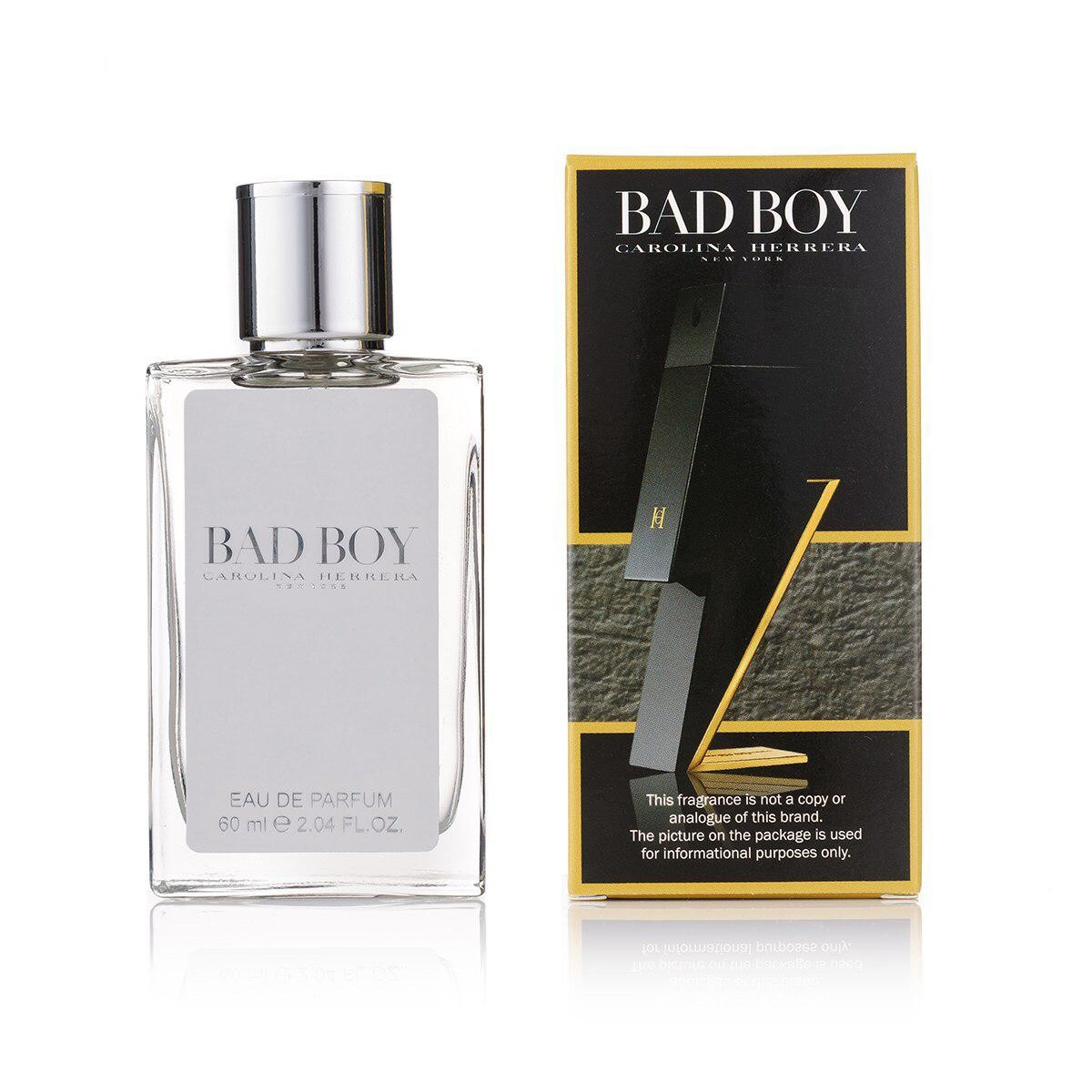 Carolina Herrera Bad Boy edp 60 ml tester color box