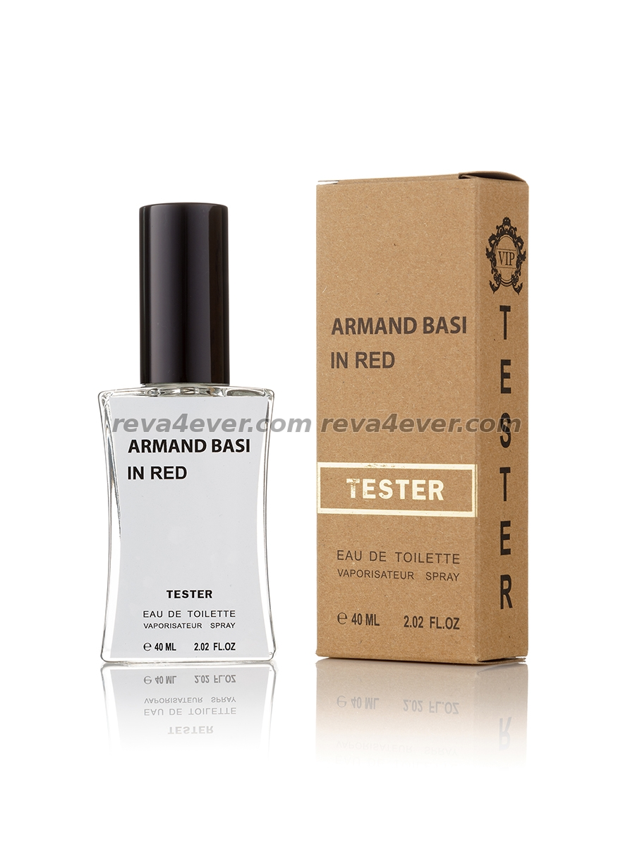 Armand Basi In Red edt 40ml duty free tester