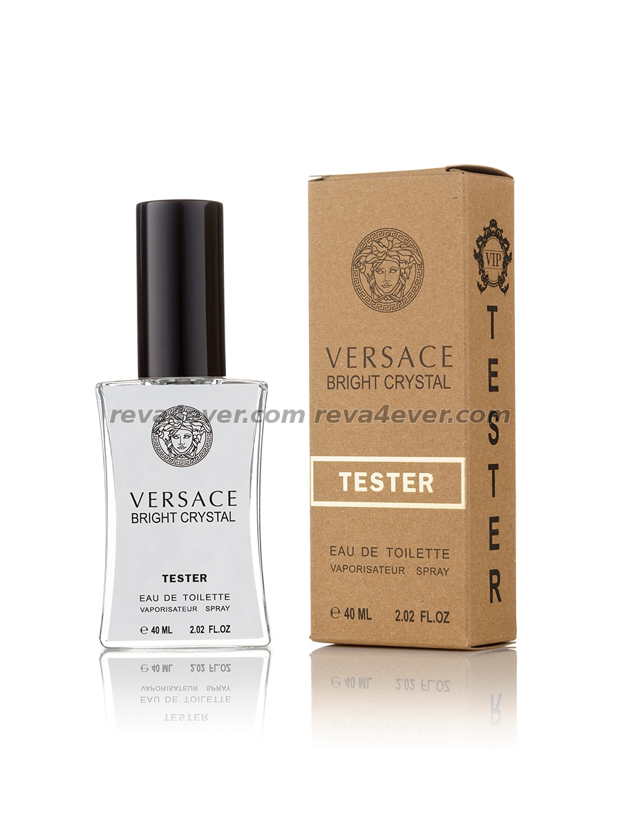 Versace Bright Crystal edp 40ml duty free tester