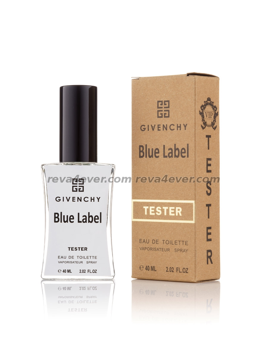 Givenchy Blue Label Pour Homme edp 40ml duty free tester