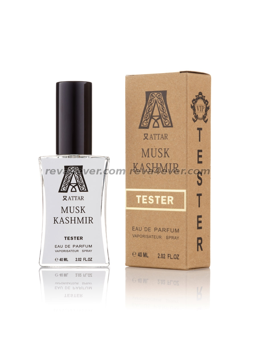 Attar Collection Musk Kashmir edp 40ml duty free tester