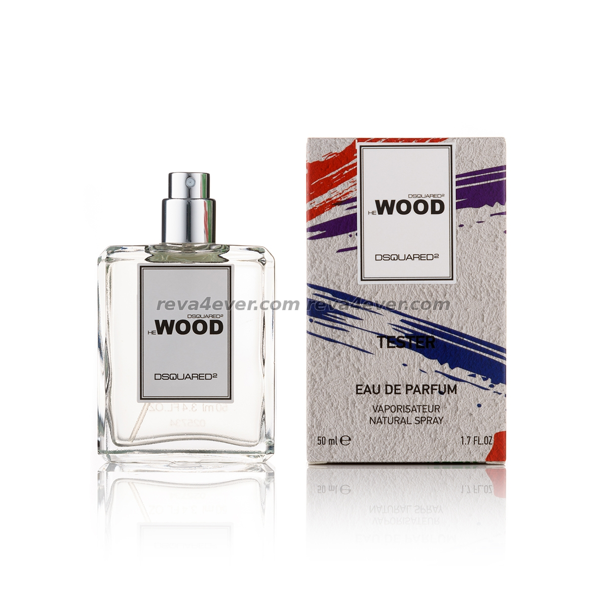 DSquared2 He Wood 50ml color tester