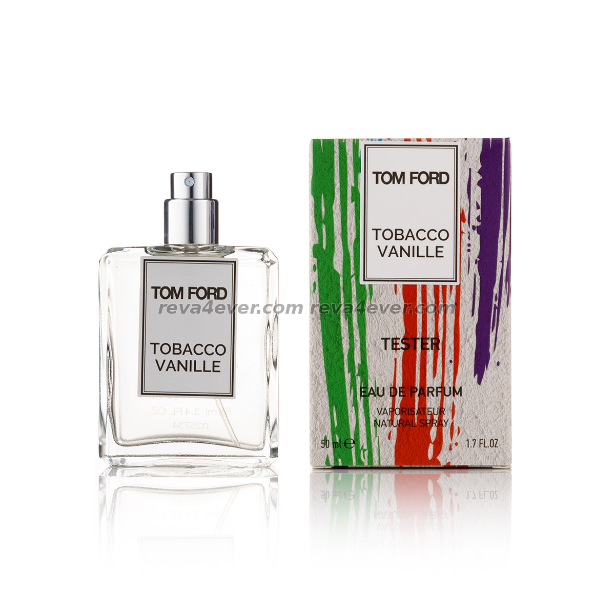 Tom Ford Tobacco Vanille 50ml color tester