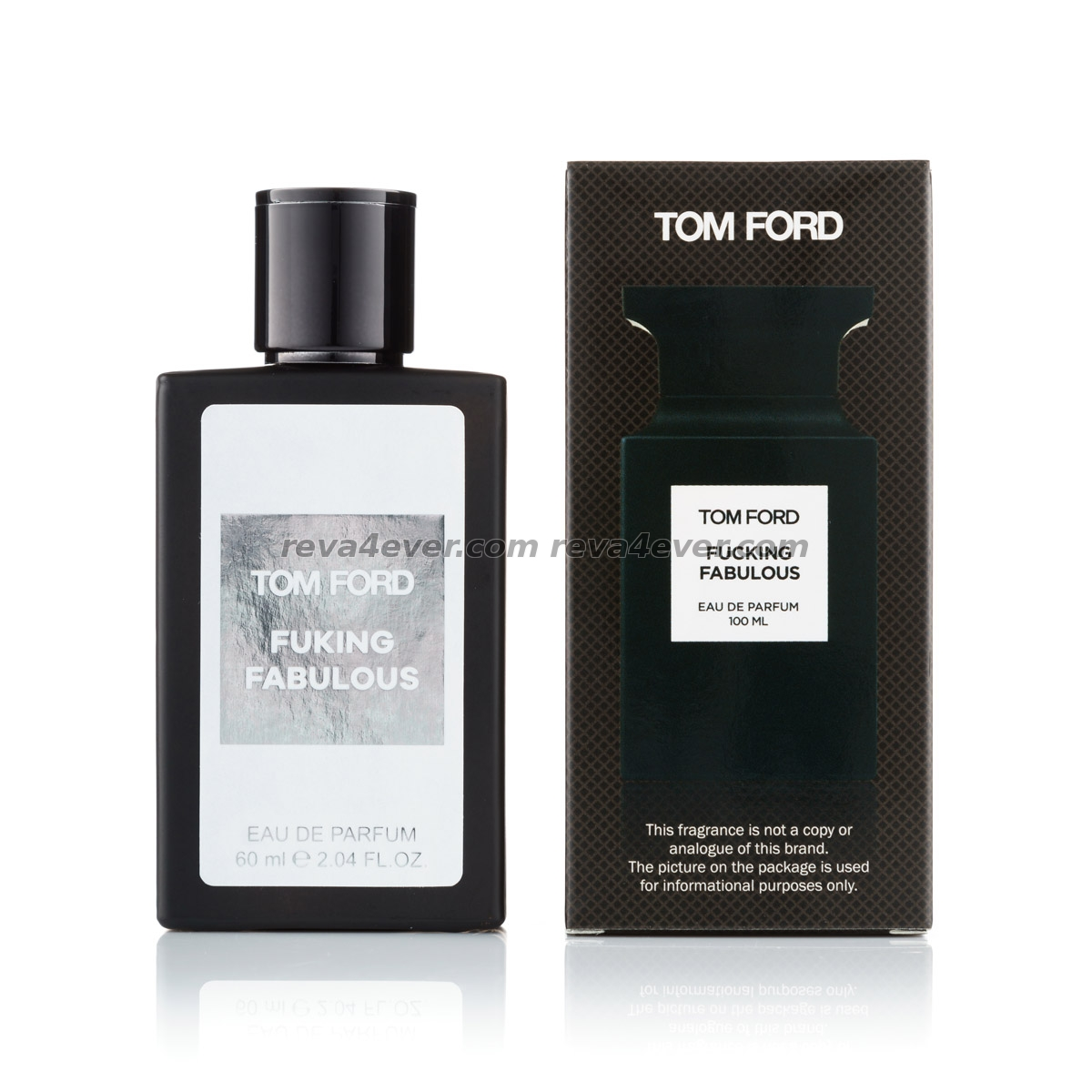 Tom Ford Fucking Fabulous edp 60 ml tester color box