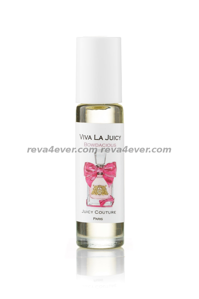 Juicy Couture Viva La Juicy Bowdacious oil 15мл масло абсолю