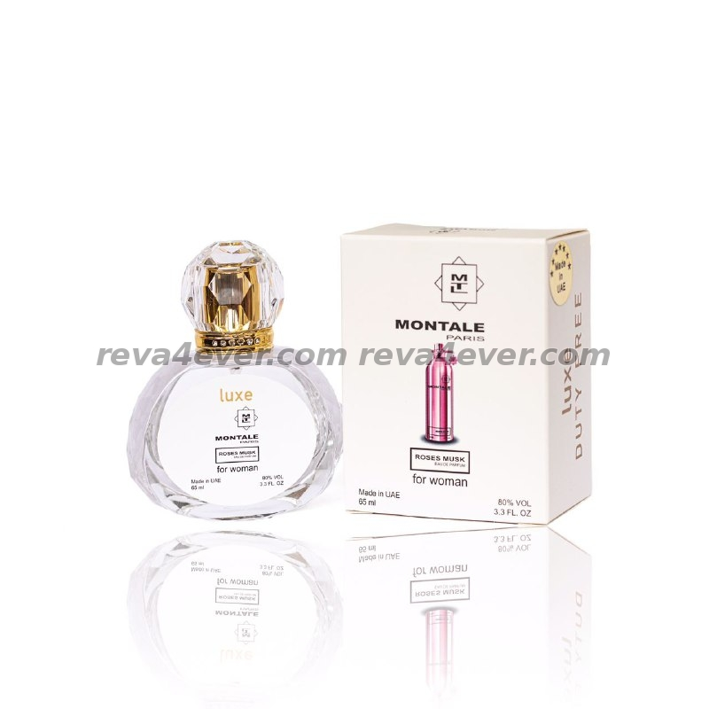 Montale Roses Musk edp 65ml luxe perfume