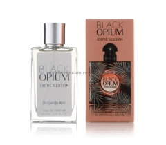 парфюмерия, косметика, духи Yves Saint Laurent Black Opium Exotic Illusion edp 60 ml tester color box Женские