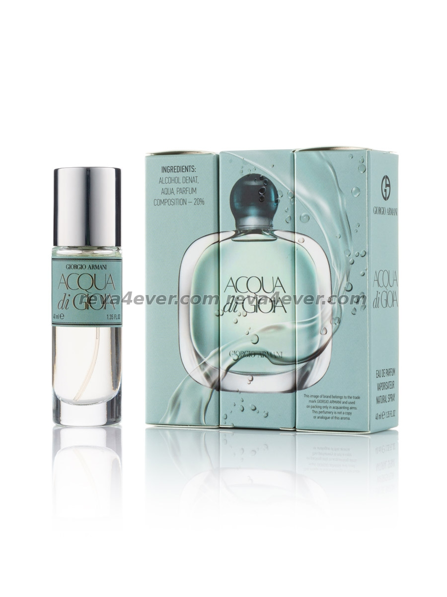 Armani Acqua di Gioia edp 40ml color box