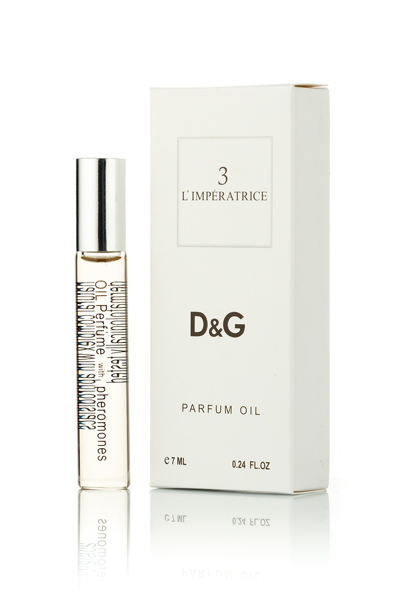 Dolce&Gabbana L`imperatrice 7ml масляные духи