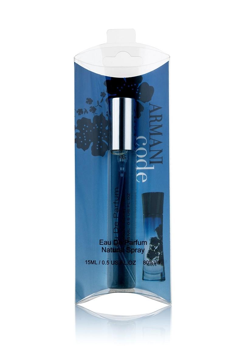 Armani Code edp 15ml духи ручка спрей стекло на блистере ... 5bf673f66a0d2