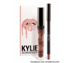 парфюмерия, косметика, духи Kylie Candy K Matte Liquid LipsticK and Lip Liner матовая помада + карандаш