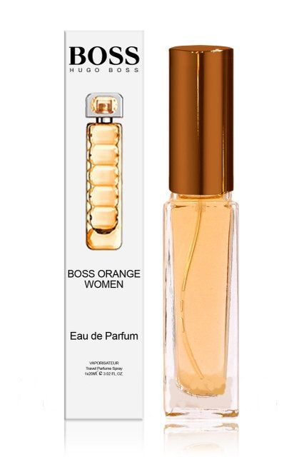 Hugo Boss Boss Orange Women 20мл в коробке
