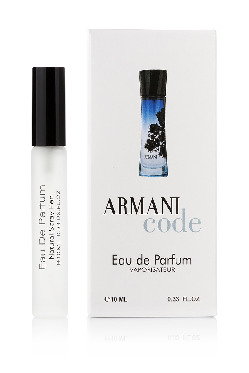 Armani Code edp 10мл спрей в коробке - Парфюмерия и косметика оптом ... 059bfce5a548c