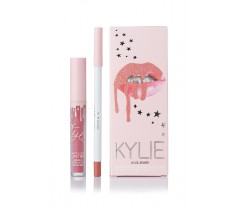 парфюмерия, косметика, духи Kylie Stars Candy  Matte Liquid LipsticK and Lip Liner матовая помада + карандаш