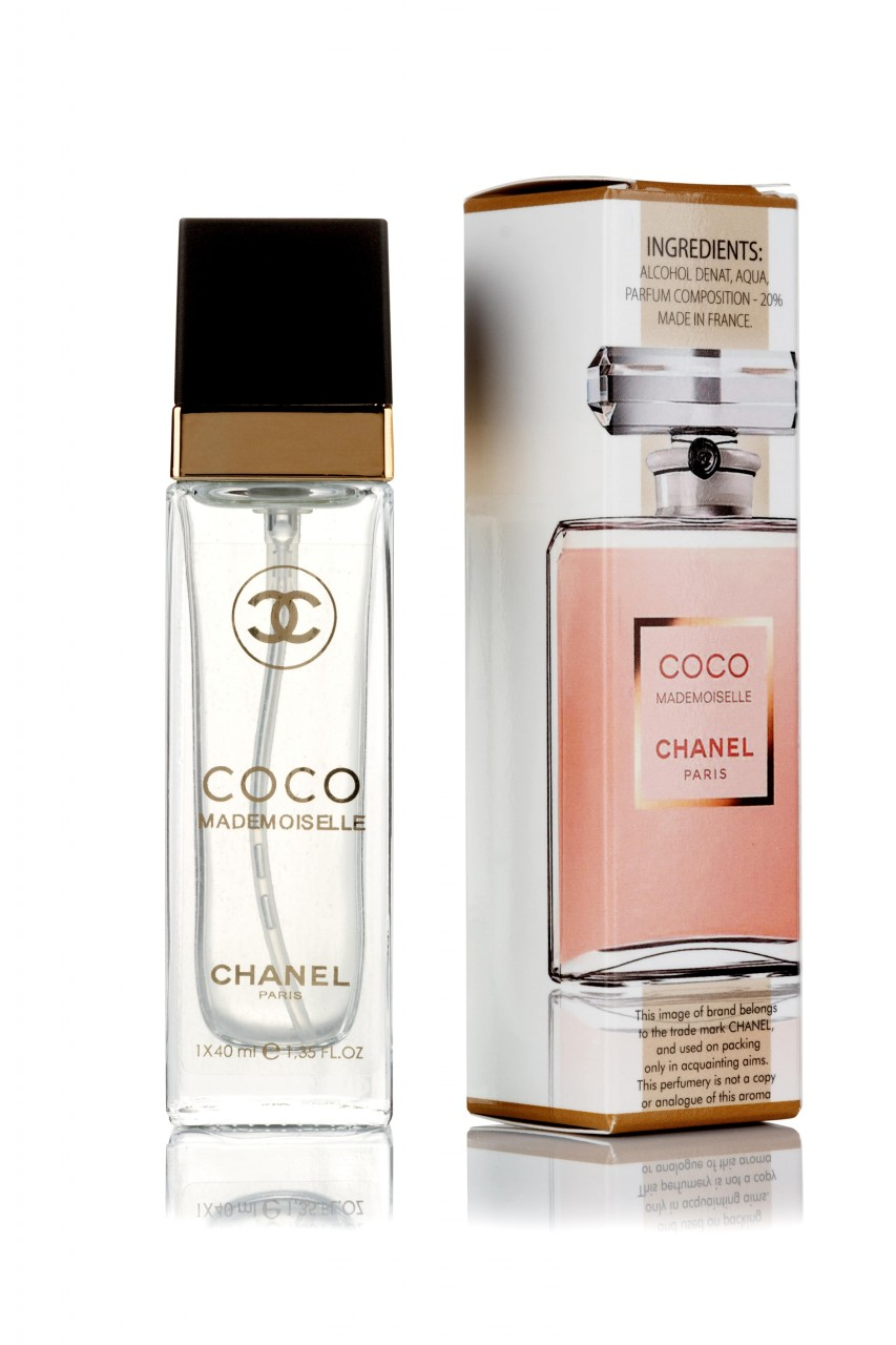 Chanel Coco Mademoiselle Edp 40 Ml квадрат парфюмерия и косметика