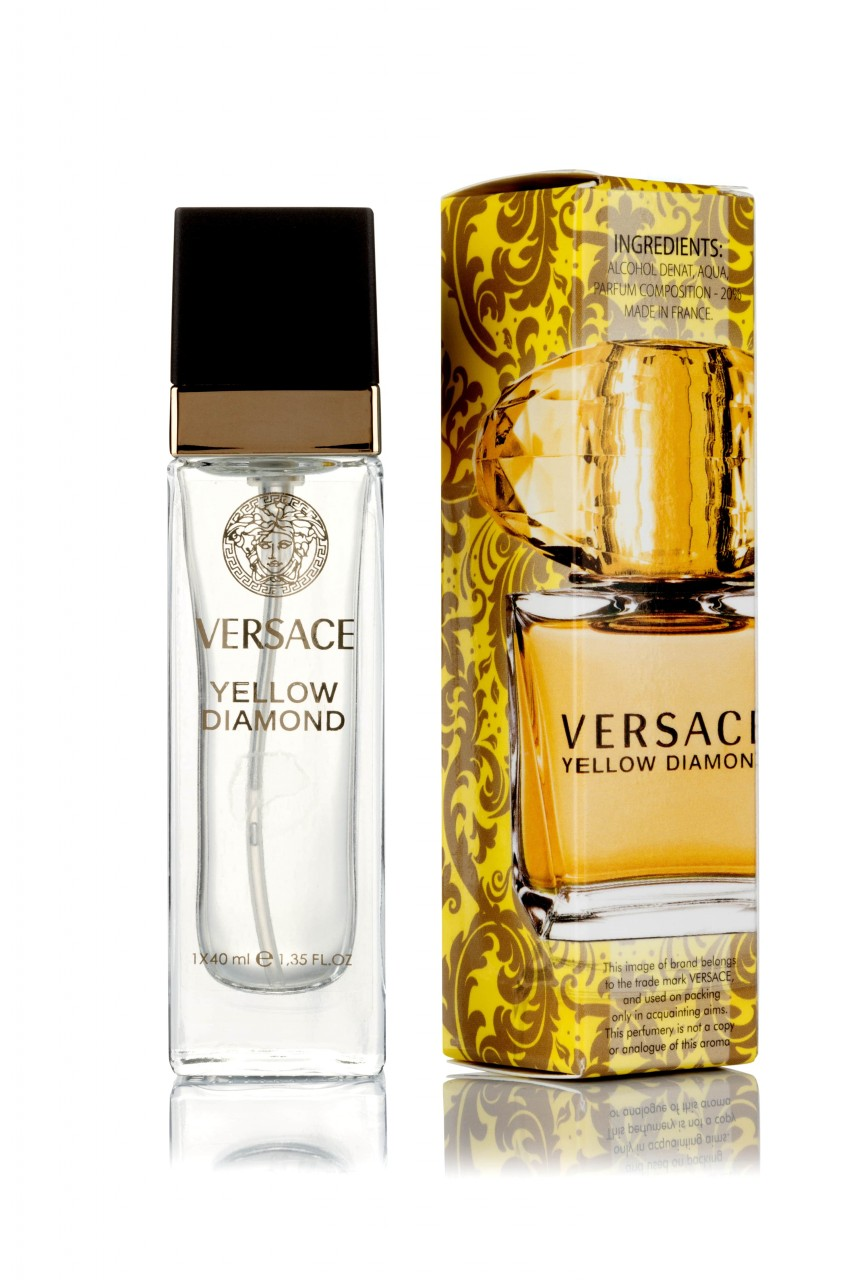 Versace Yellow Diamond edp 40 ml квадрат - Парфюмерия и косметика ... 1e569ff5eac81
