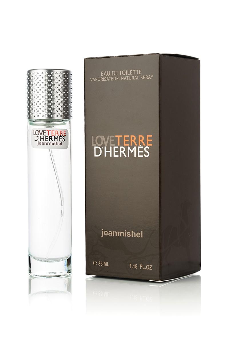 0d595073ed0b Hermes Terre dHermes edt 35мл упаковка квадрат jeanmishel ...