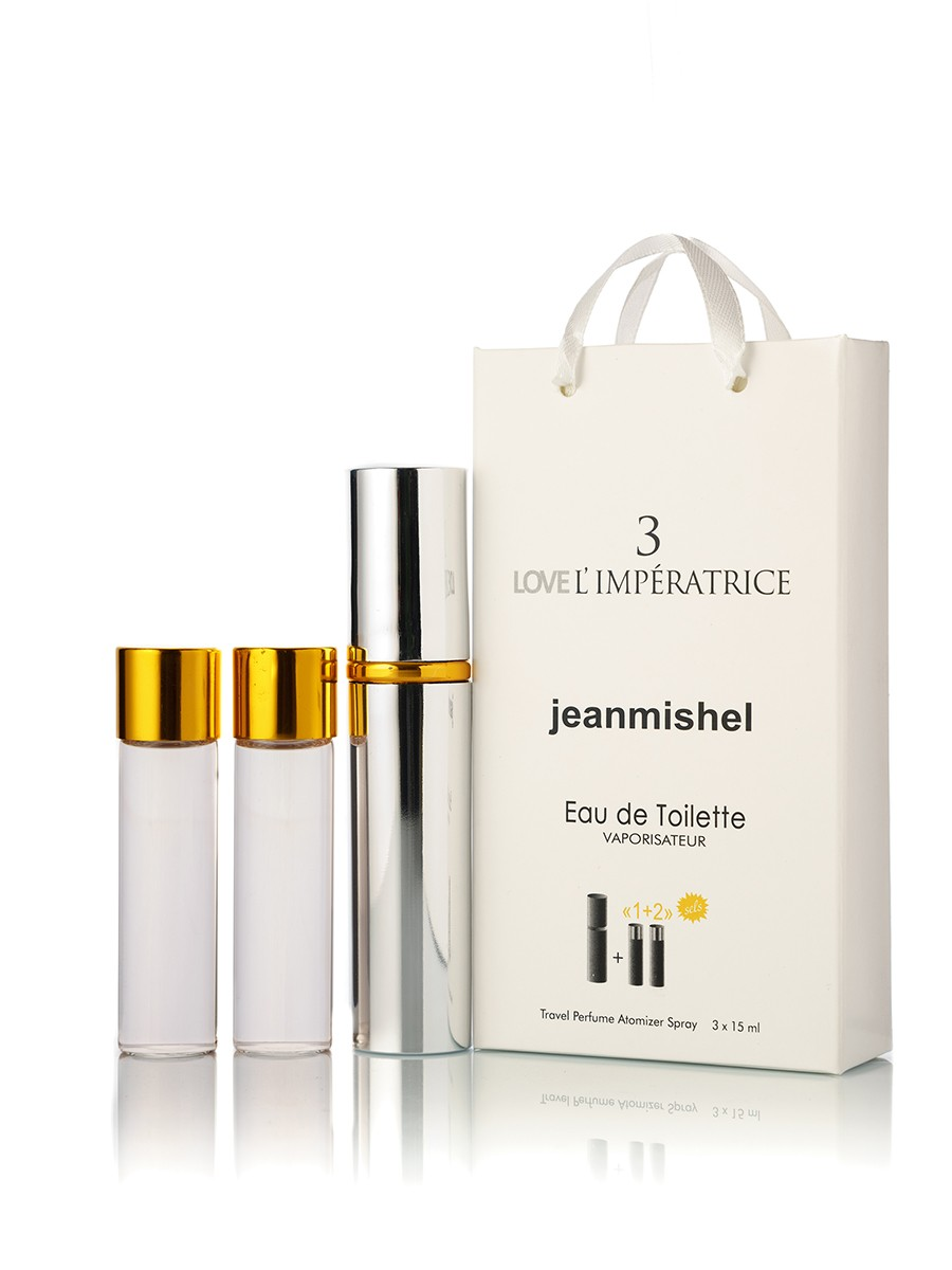 Jeanmishel Love L`imperatrice 3 edp 3x15ml духи мини в сумочке