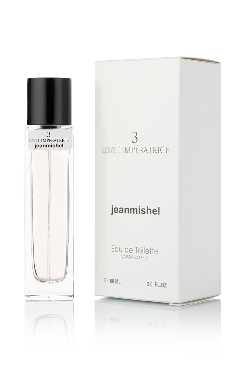 Jeanmishel Love Limperatrice 3 edp 60ml упаковка квадрат