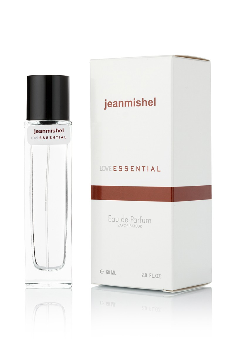 Jeanmishel Love Essential edp 60ml упаковка квадрат