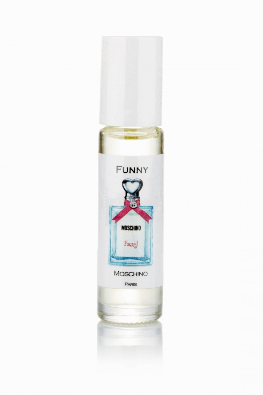 Moschino Funny oil 15мл масло абсолю розница