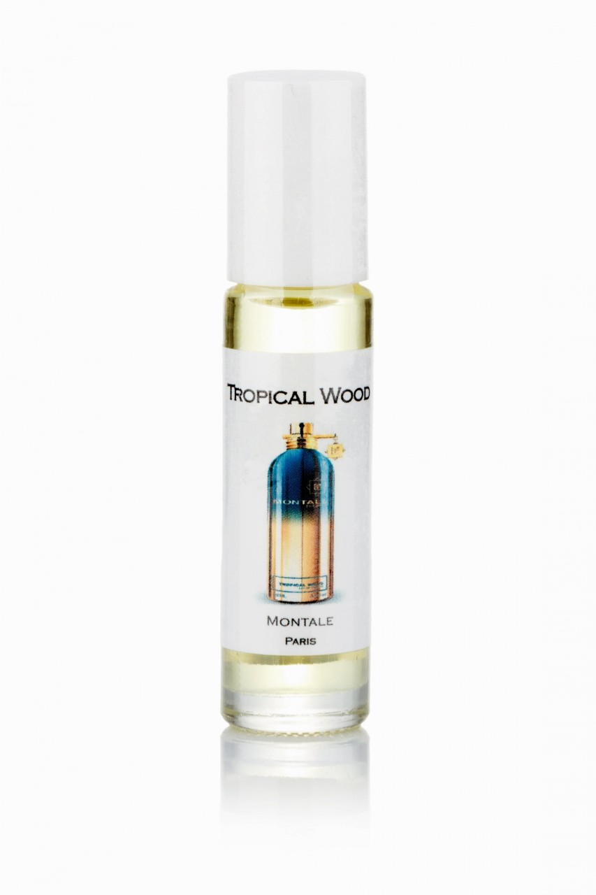 Montale Tropical Wood oil 15мл масло абсолю розница