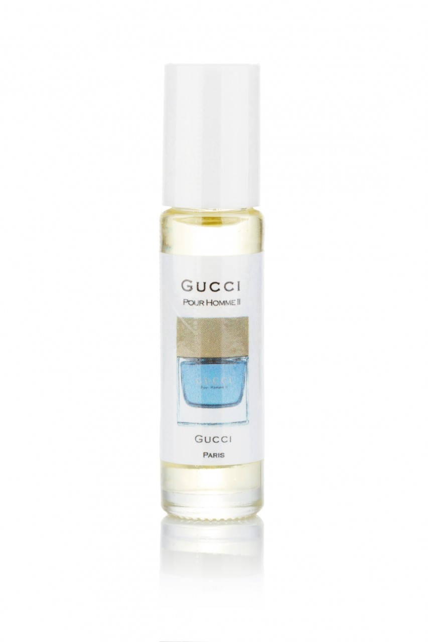 Gucci Pour Homme 2 oil 15мл масло абсолю