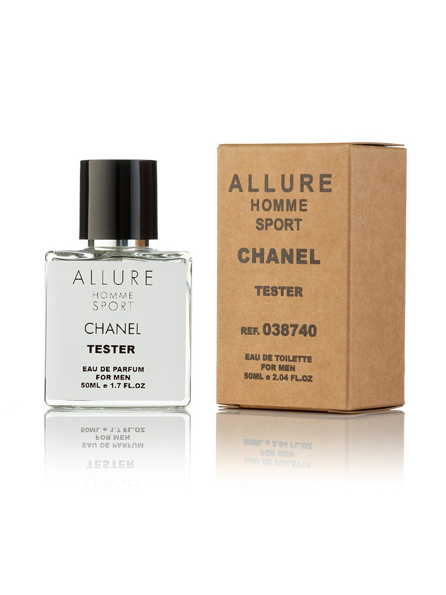 Chanel Allure Homme Sport edt 50ml premium tester