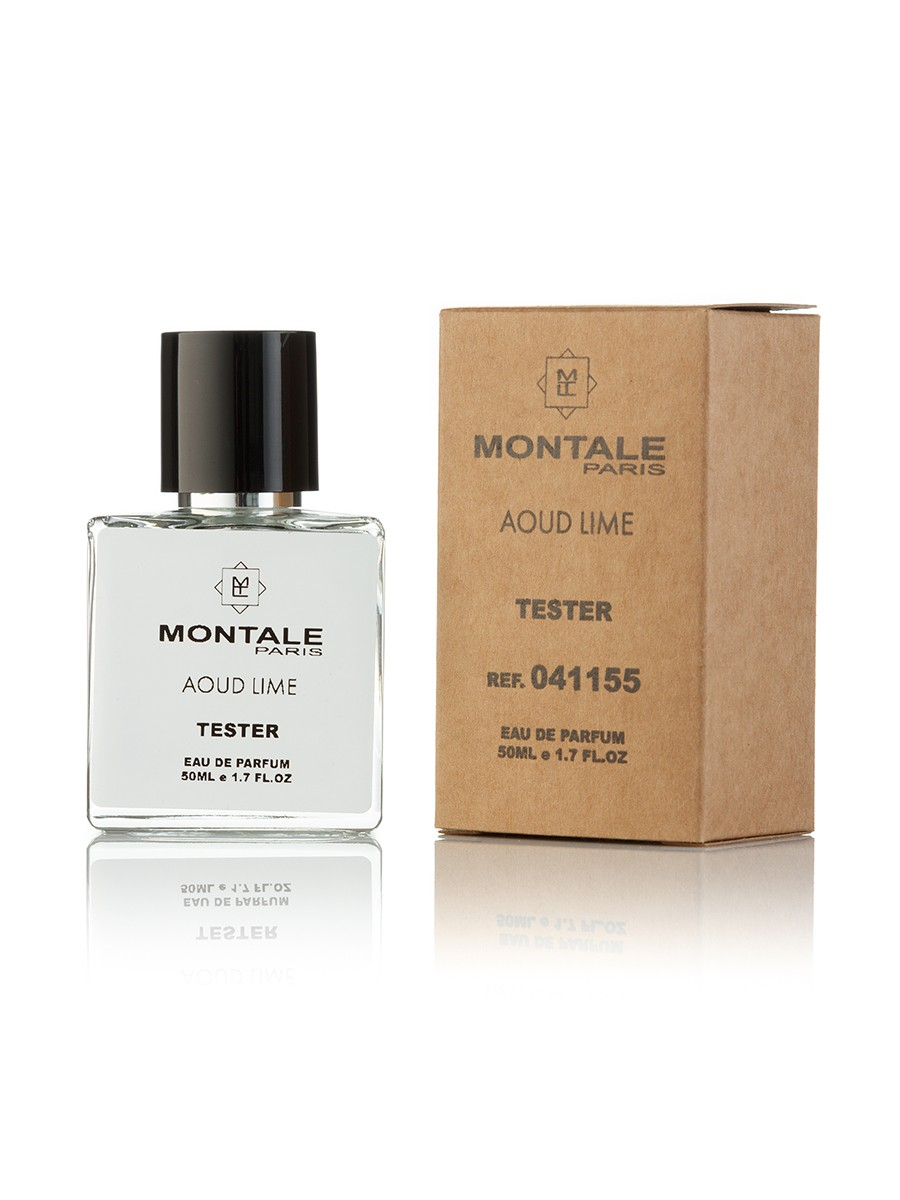 Montale Aoud Lime edp 50ml premium tester